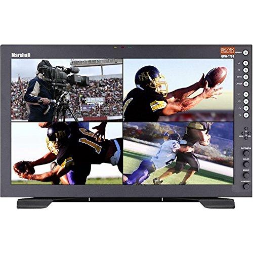 Marshall Electronics QVW-1708-HDI-DT 17 Zoll Desktop-Monitor