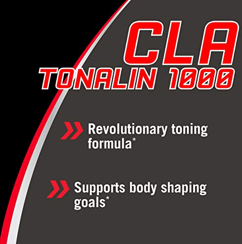 MET-Rx CLA Tonalin 1000 Supplement, Supports Weight Loss and Toning, 90 Softgels 5