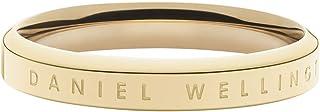 Daniel Wellington Unisex Classic Ring, 58, Gold
