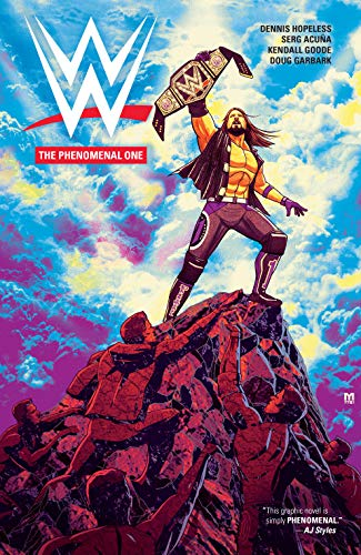 WWE Vol. 6: The Phenomenal One (English Edition)