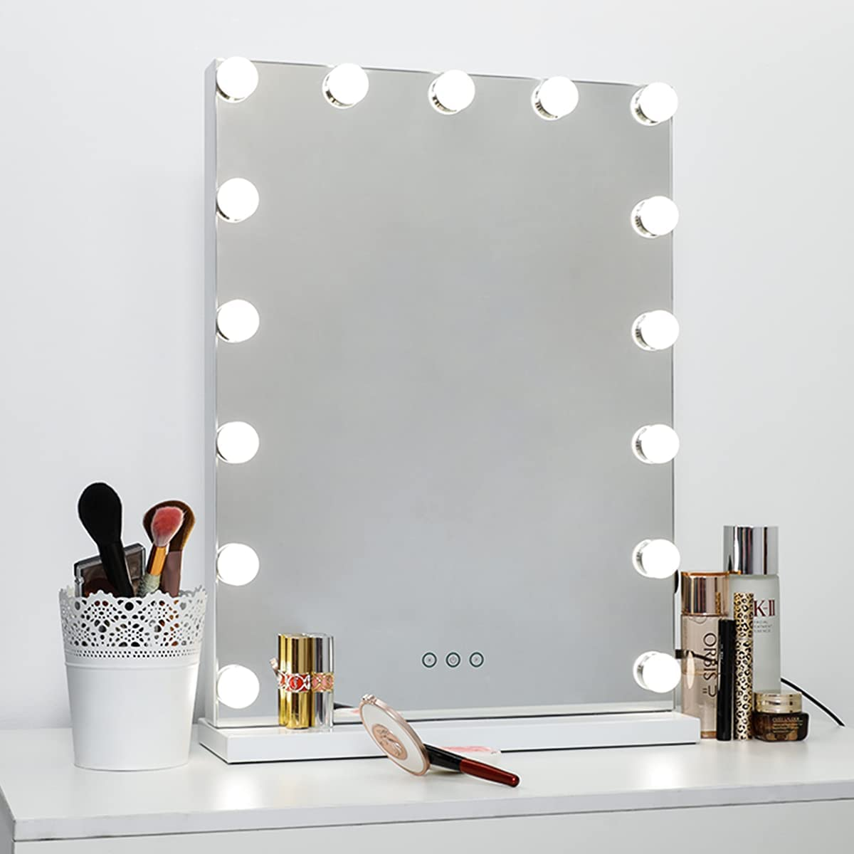 SHOWTIMEZ Vanity Direct stock discount Popular popular Mirror with Lights Hollywood Makeup