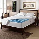 Serta Perfect Sleeper - Queen - 3 Inch - Gel Swirl Memory Foam...