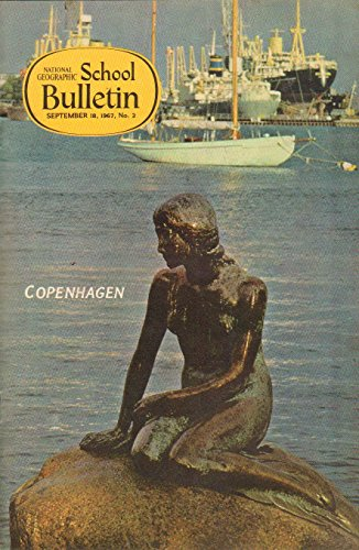 Copenhagen / South African Sardine Run / Divers in Acapulco / Iowa State Fair / Living on the Boundary Lines / Man and the Polar Regions / Thira / Soldier and Blister Beetles (National Geographic School Bulletin, September 18, 1967 / Volume 46, Number 2)