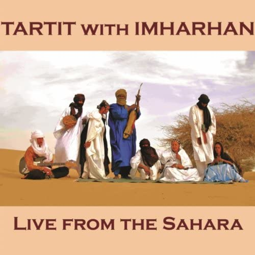 Tartit with Imharhan