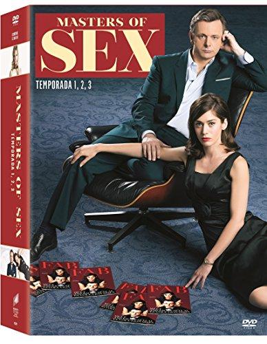 Masters Of Sex Temporada 1+2+3 [DVD]