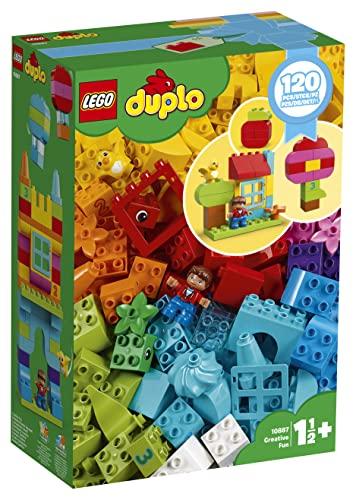 LEGO DUPLO Steinebox Confidential, Bunt