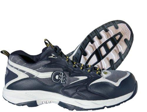 Dunham Men's 8703 Steel Toe Electric Hazard Running Shoes (7.5 D) [Apparel]