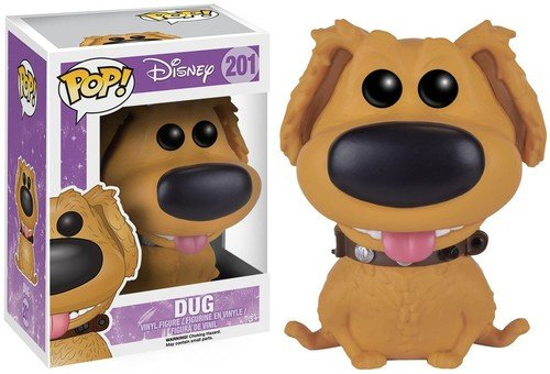 POP! Vinilo - Disney: Up! Dug