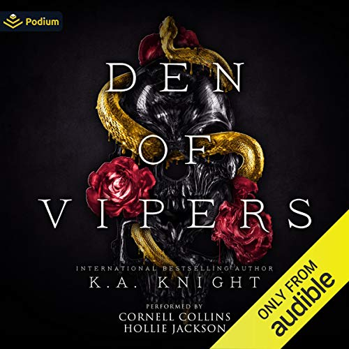 Den of Vipers cover art