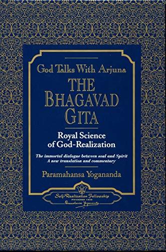 God Talks with Arjuna: The Bhagavad Gita (Self-Realization Fellowship) 2 Volume Set