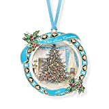 This year's ornament honors Lyndon Baines Johnson. LBJ took office in January, 1961 as Vice President to John F Kennedy. When JFK was assassinated in November 1963, Lyndon B Johnson was sworn in as the 36th president of the United States One side of ...