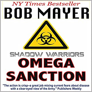 The Omega Sanction cover art