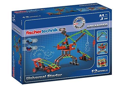 Fischertechnik 536618 - Konstruktionsspielzeug, Universal Starter by Fischertechnik