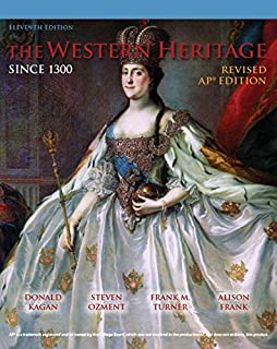 WESTERN HERITAGE:SINCE 1300 AP