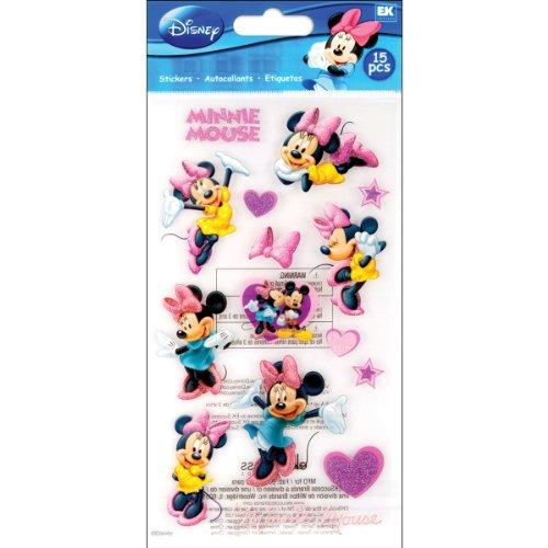 Disney Minnie Mouse Classic Adhesivo