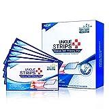 Tiras de Blanqueamiento Dental (28 Bandas) Blanqueador de Dientes, Blanqueador Dental,eficaz contra la respiración,refresca la respiración y mejora la salud oral