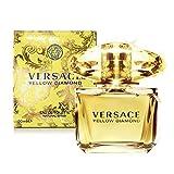 Yellow Diamond by Versace for Women Eau de Toilette Spray, 3...