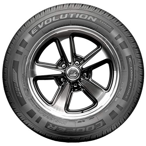 Cooper Evolution Tour All- Season Radial Tire-195/65R15 91T