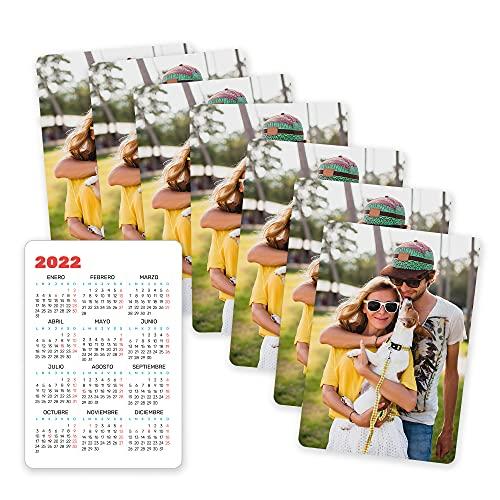 Fotoprix Calendarios de bolsillo personalizados con tu...