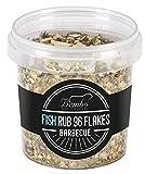 Fish - BBQ Rub 96 - Miscele di Spezie per Barbecue e Marinatura - Bembo Spices & Rub (In Fiocchi, 350 g)