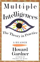 Best multiple intelligences the theory in practice Reviews