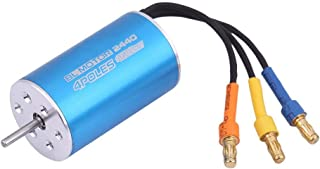 Monland 1:10 Auto Bl3650 3900Kv Motore Brushless 60A Impermeabile Brushless Esc per Auto 1//10 Rc
