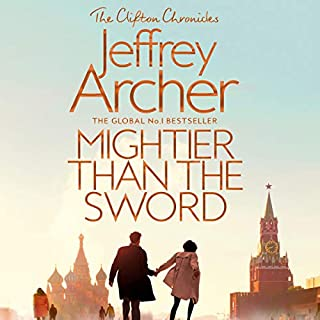 Mightier than the Sword: Clifton Chronicles, Book 5 cover art