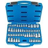 Capri Tools 32 piezas Master Estrella Torx juego de llaves de vaso