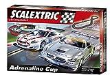 Scalextric Original - Circuito C3 Adrenaline Cup con Pistas Nuevas digitalizables...