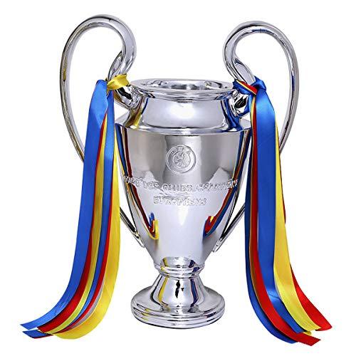 EnweLampi Trophäe - 2019 Champions Champions Football Fußball-Trophäe - Liverpool, Champions League-Trophäe, Clubs & Kids Personalisierte Geschenke, Erinnerungsstücke, Bastelgeschenk,44cm