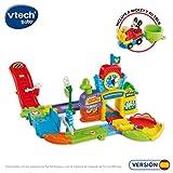 VTech Play Set electrónico interactivo con 'La Estación de tren' y...