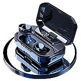 ZYWW Vrai Emission sans Fil Bluetooth 5.0 Casque, Écouteurs Imperméables IPX7 pour Sports, 110H...