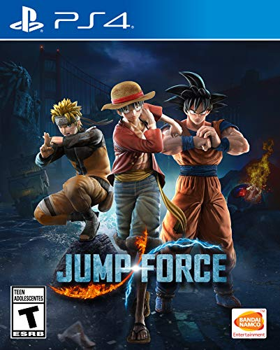 Jump Force – Play Station 4 – PlayStation 4 Standard Edition