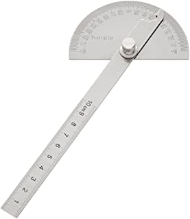 Best degree protractor stainless steel Reviews