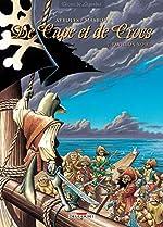 De Cape et de Crocs, tome 2 - Pavillon noir ! de Jean-Luc Masbou