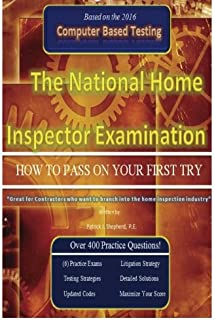 The National Home Inspector Examination
