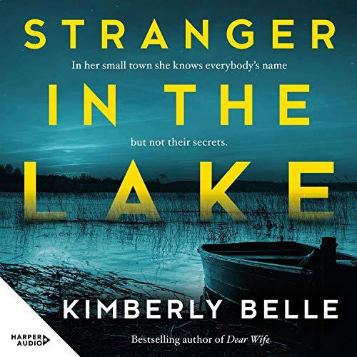 Stranger in the Lake cover art