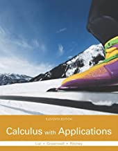 Best calculus with applications 11th edition Reviews