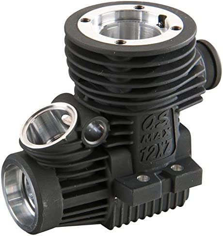 O.S. Engines 21651010 Crankcase 2021 spring and summer new 12XZ Spec Part Speed II Vehicle Price reduction