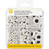 Food Items 708-0-0049 Decorations, us:one Size, Assorted Candy Eyeballs Tackle Box