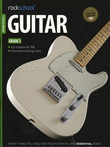 Rockschool Guitar. Grade 2