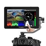 Feelworld F6 Plus タッチスクリーン 液晶フィールドモニター カメラ用外部撮影モニター 3D Lut搭載 5.5インチIPS 1920X1080 HDオンカメラビデオモニター4K HDMI信号入力 カメラ撮影確認用【日本語設定&1年間保証&正規品】