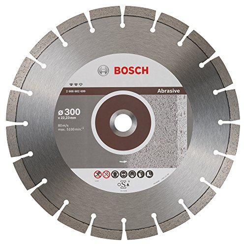 Bosch 2608602699 Expert for slijpaccessoires 300 x 22,23 x 2,8 x 12 mm