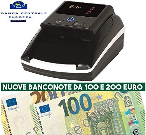 Rilevatore di banconote false COBA1 100/% nei test ufficiali della BCE con aggiornamenti gratuiti