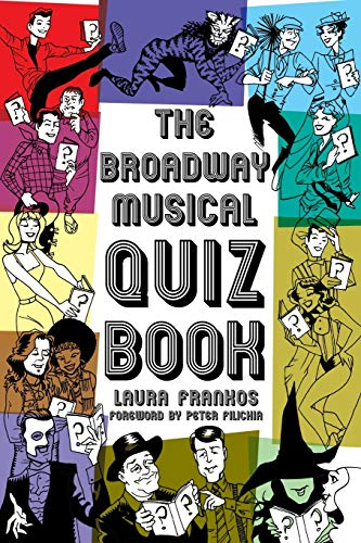 This gift ideas for a broadway/musical theatre lover is one they can use to prove how smart they really are!