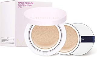 Missha Magic Cushion Cover Lasting Set 15gx2 (# 21)