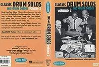 Classic Drum Solos And Drum Battles Vol.2