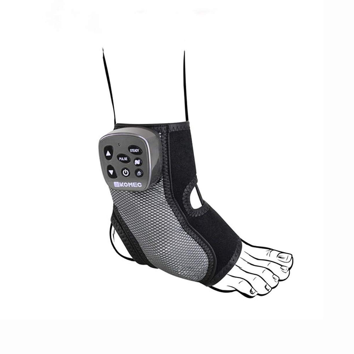 仕様副詞桃HAIZHEN マッサージチェア 癒しの救済のためのマッサージャーの足首のサポートアキレス腱の足首の腱のブレースTendonの足底の筋膜炎足のスプリントシルバー