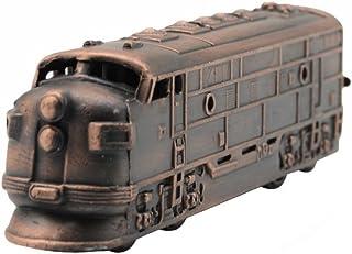 Metal Diesel Train Locomotive Model Desk Pencil Sharpener