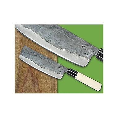 "Tosagata 6"" Azumagata Nakiri (Mincing) Knife"